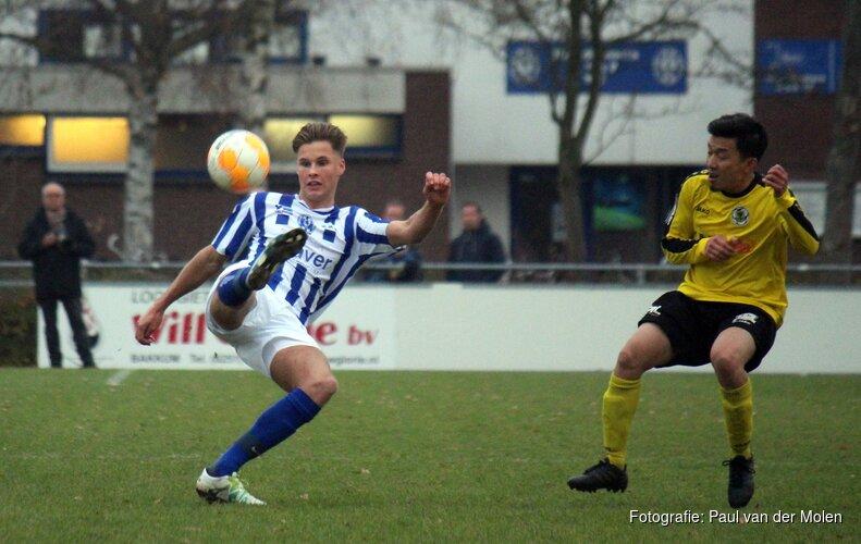 FC Castricum kan voorsprong niet vasthouden tegen Reiger Boys