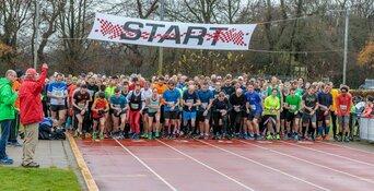 Ruim 400 deelnemers bij 2e strand- en duinloop van AV Castricum