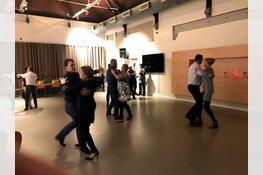 Dansen in De Oude Keuken