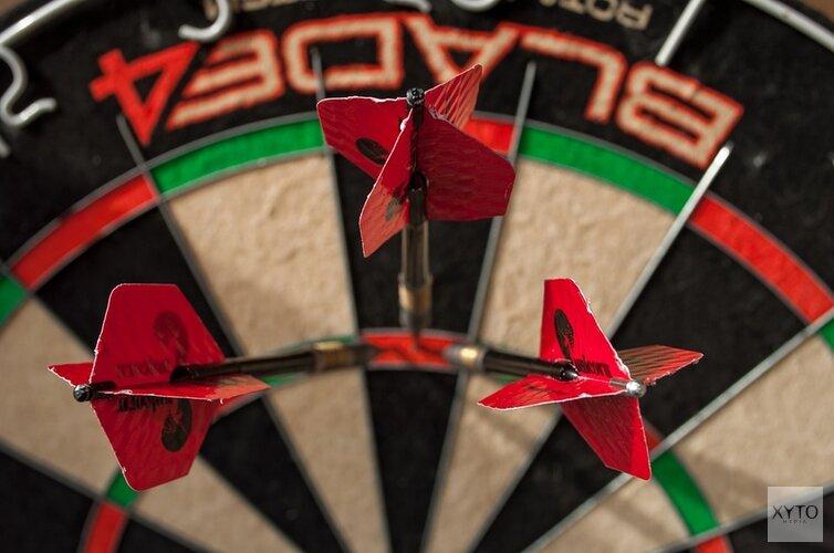 Spanning gegarandeerd tijdens Finder Darts Masters