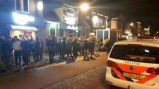 Vechtpartijen en vernielingen tijdens onrustige nacht in Castricum en Schagen