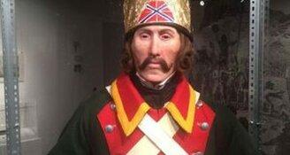 Het publiek beslist: Russische soldaat uit 1799 heet Casimir