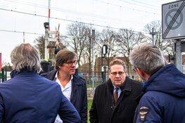 Bezoek uit Den Haag