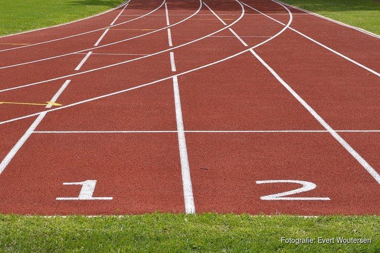 Podiumplaatsen op het NK-atletiek voor junioren