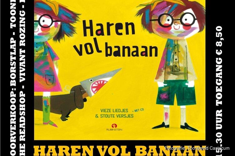 Kindervoorstelling Haren vol banaan