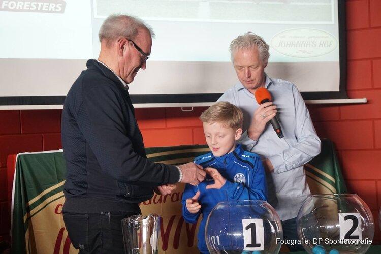 Komende zaterdag loting Johanna's Hof U12 Top Tournament