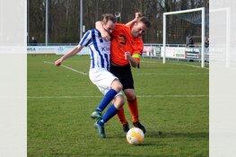 FC Castricum in matige pot langs ZCFC