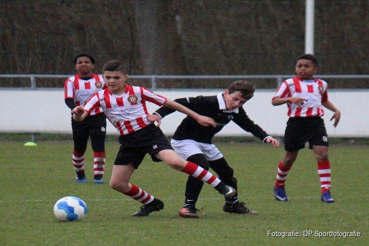 Toekomstige toppers op velden FC Castricum