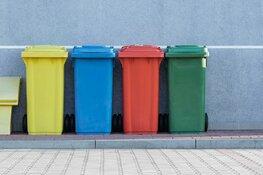 Maatregelen om meer afval te scheiden