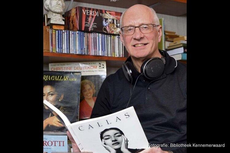 Lezing over Maria Callas in bibliotheek Castricum
