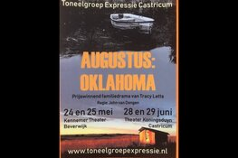 Toneelgroep Expressie op 28 en 29 juni in Geesterduyn