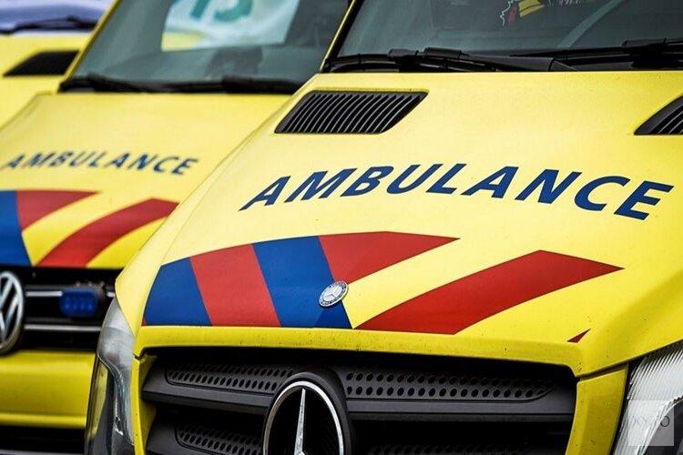 Twee gewonden bij ongeval Boekelermeerdijk