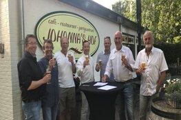 Johanna's Hof verlengt verbintenis met FC Castricum Top Tournament