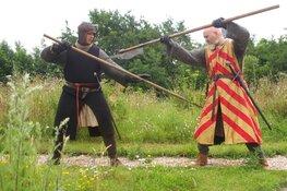 Oktober feestmaand rond archeologie, ridders en kastelen