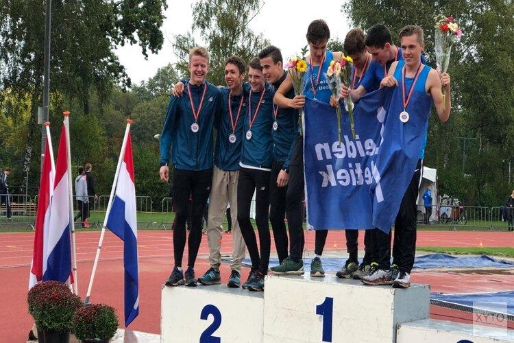 AVC jeugdteams in de prijzen op nationale estafette wedstrijden