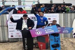 Heilooër wint NK kitesurfen