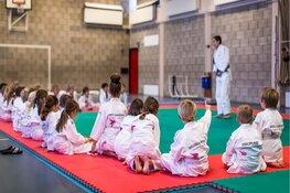 Jaar 1 Schooljudo in Castricum; een prachtige start