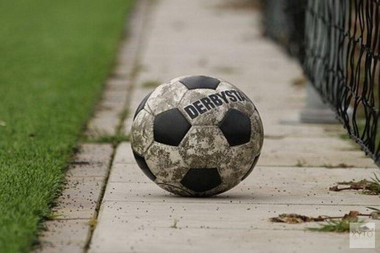 Winst FC Castricum, gelijkspel Vitesse '22, Meervogels en Limmen onderuit