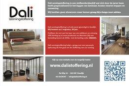 Jublieum korting bij Dali Woningstoffering