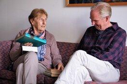 Bibliotheek aan Huis, Boeken en mooie gesprekken