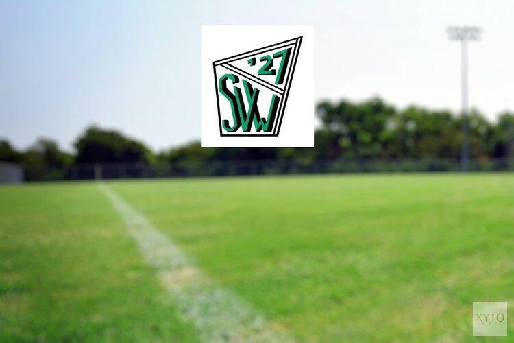 SVW '27 houdt Vitesse '22 op de nul