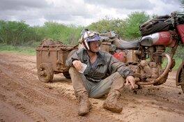 Motoravontuur dwars door Afrika