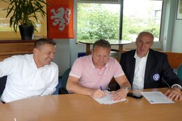 Zijlstra Collection verlengt hoofdsponsorschap bij FC Castricum