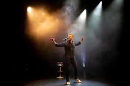 Kasper van Kooten in Theater Koningsduyn in Castricum op 23 november