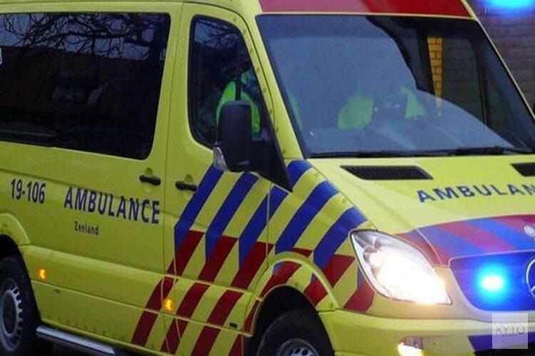 Wandelaar gewond bij aanrijding fietspad provinciale weg bij Uitgeest