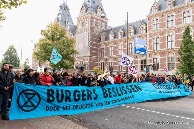 Exctinction Rebellion groep opgericht in Castricum