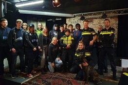 Politiehunts een groot succes!