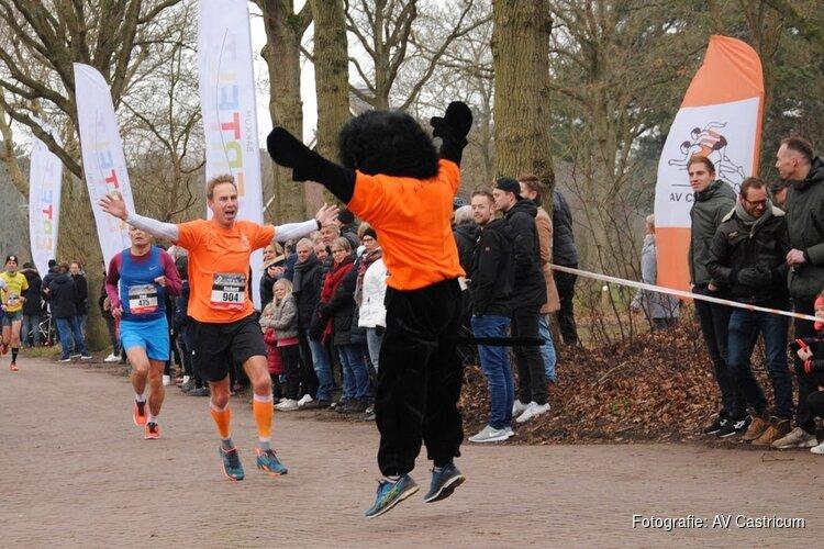 Juichzone op Camping Bakkum tijdens NN Halve Marathon van Egmond!