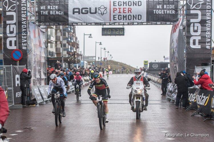 Egmond-Pier-Egmond: kampioenstruien en oud-winnaars strijden om felbegeerde winst