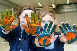 KinderKunstLab bij Toonbeeld Geesterhage