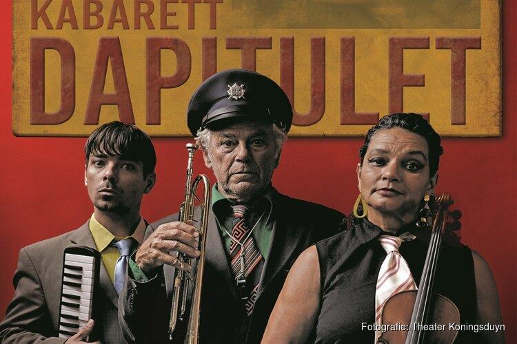 Kabarett Dapitulet: tragikomisch muziektheater