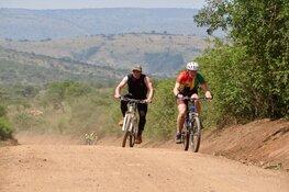 Oeganda, een fietssafari