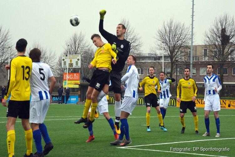 Het zit FC Castricum mee in Heerhugowaard
