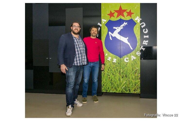 De Zeeuw en Touber aan het roer bij Vitesse '22